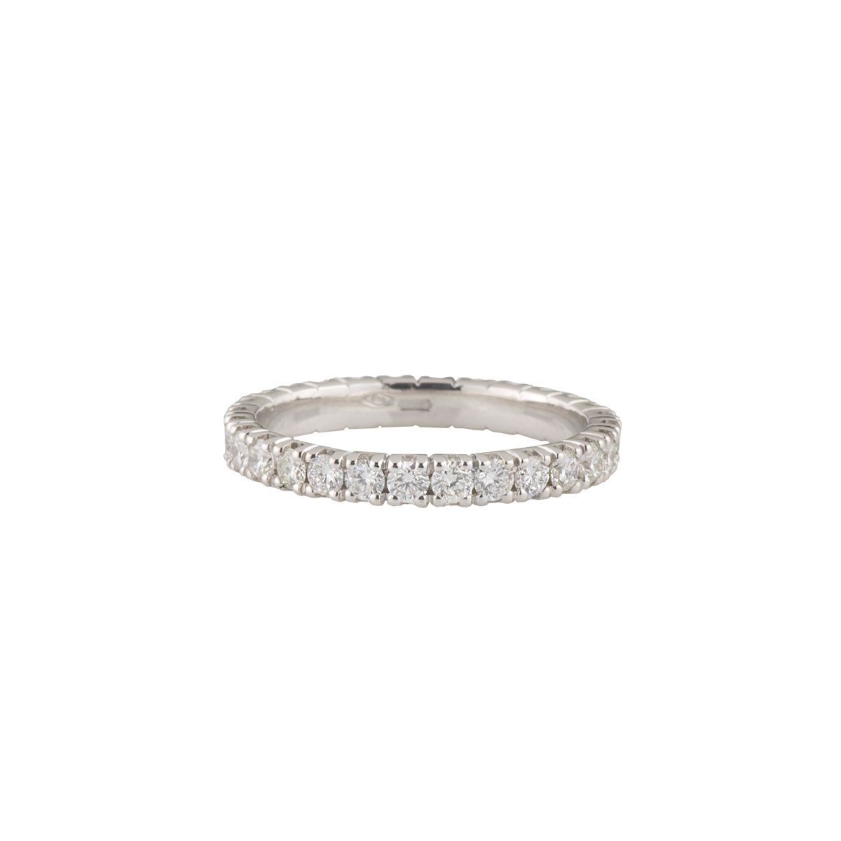 White Gold Diamond Ring 1.15ct G/VS